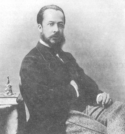 Граф Алексей Сергеевич Уваров
