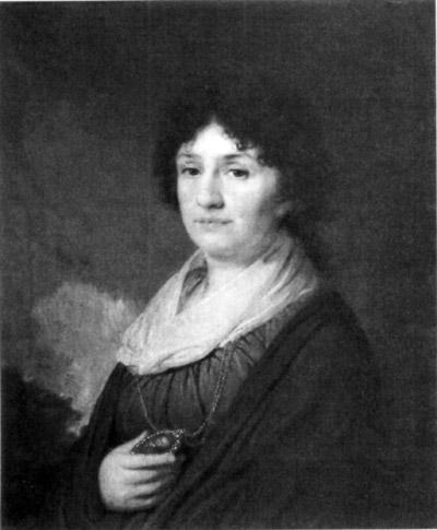 Екатерина Николаевна Давыдова, урожденная Самойлова