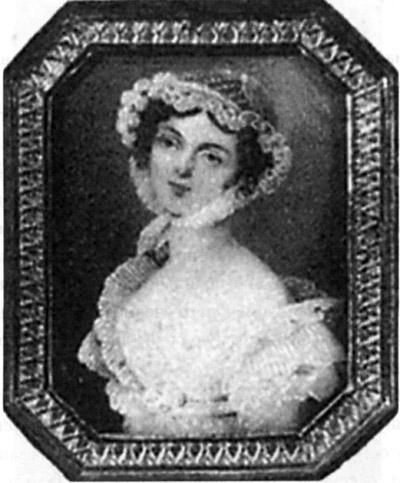 Аглая Антоновна Давыдова, урожденная герцогиня де-Граммон