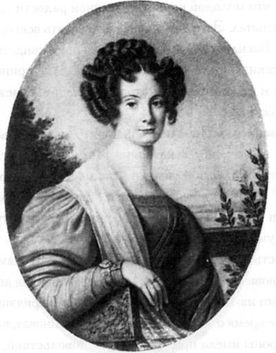 Екатерина Николаевна Орлова, урожденная Раевская